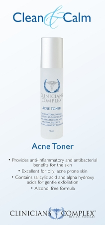 Acne Toner Sales Sheets