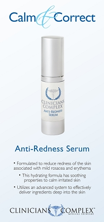Anti-Redness Serum Sales Sheets