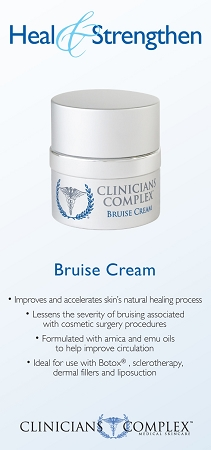 Bruise Cream Sales Sheets