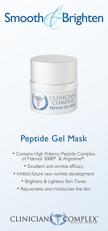 Peptide Gel Mask Sales Sheets