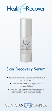 Skin Recovery Serum Sales Sheets