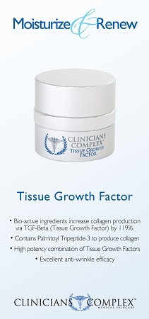 Tissue Growth Factor Sales Sheets